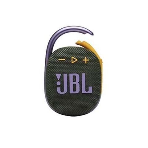 JBL Clip 4, Зелёный