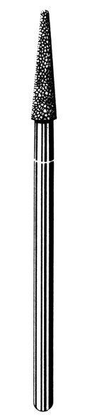 Лабораторные алмазные инструменты «SS WHITE» серия LAB 23/4030 Группа III. Средняя крошка.