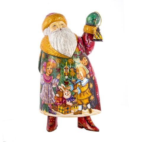 Дед Мороз в красных сапогах