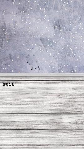 Фотофон виниловый стена-пол «Звездочки» №056