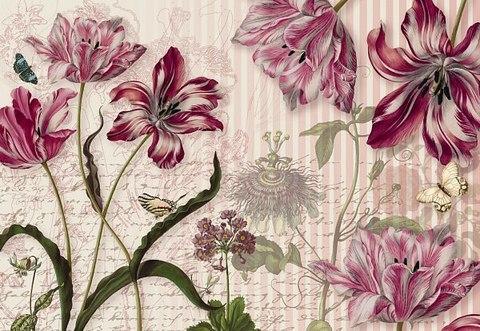 Цветы - тюльпаны 368x254 см