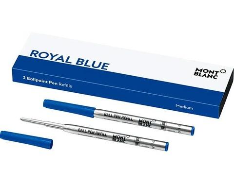 Стержни для шариковой ручки (M), Royal Blue