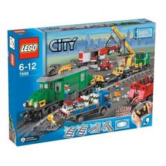 Lego konstruktor City Cargo Train