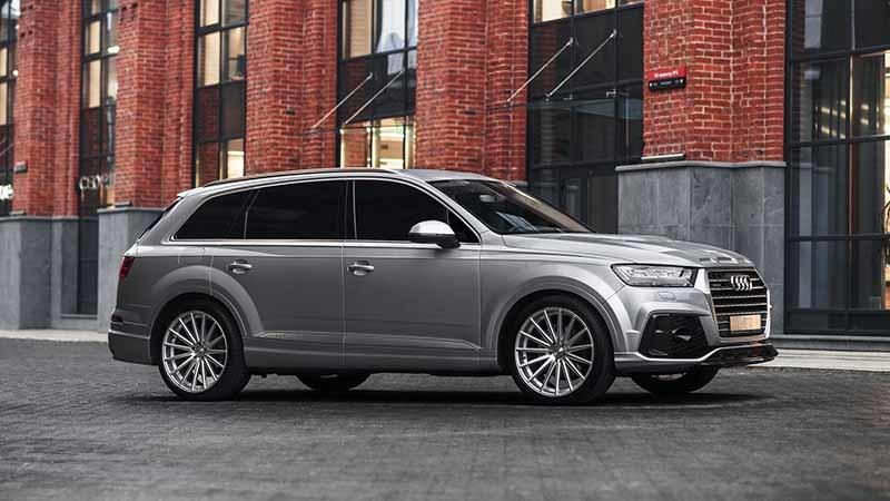 Обвес MTR Design для Audi Q7 RS-Line Edition 2