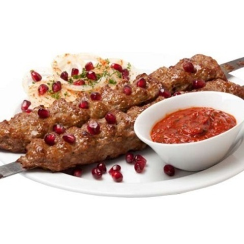 Люля-кебаб з телятини