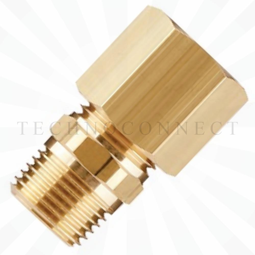 H08-02  Соединение с накидной гайкой