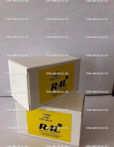 FB00115399 Лампа фотометрическая  CLIMA-MC15 /RAL Tecnica para el Laboratorio, s.a., Испания/