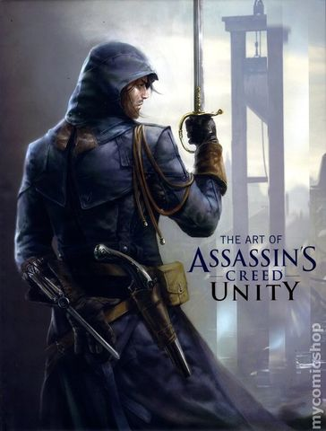 Art of Assassin's Creed - Unity HC
