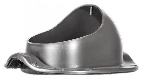 Проходной элемент ERA SPTM Gray для металлочерепицы