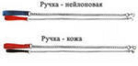 SHM 4011ТРИОЛ Цепь-поводок нейлон.ручка 4*110  *12