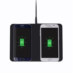 Беспроводное зарядное устройство для зарядки 2х смартфонов - Q300b