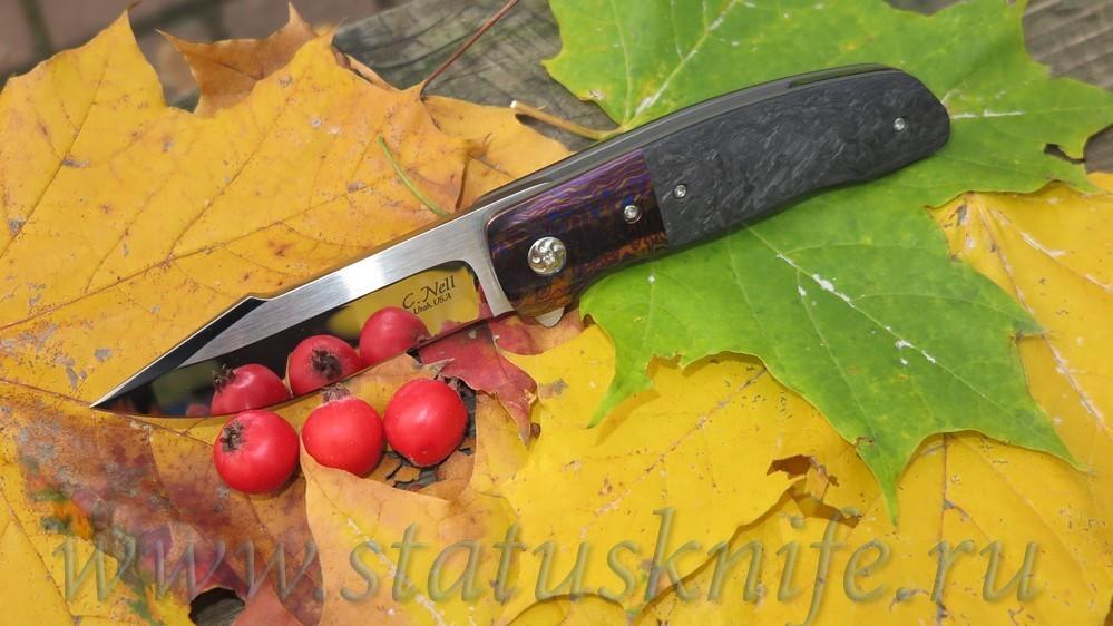Нож Chad Nell «ESG» - фотография