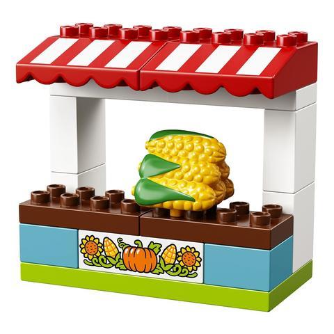 LEGO Duplo: Фермерский рынок 10867 — Farmers' Market — Лего Дупло