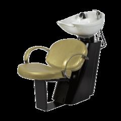 Парикмахерская мойка Ниагара с креслами серии Люкс Орион