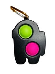 Пупырка вечная антистресс pop it (поп ит) и simple dimple (симпл димпл) - набор 13 шт микс