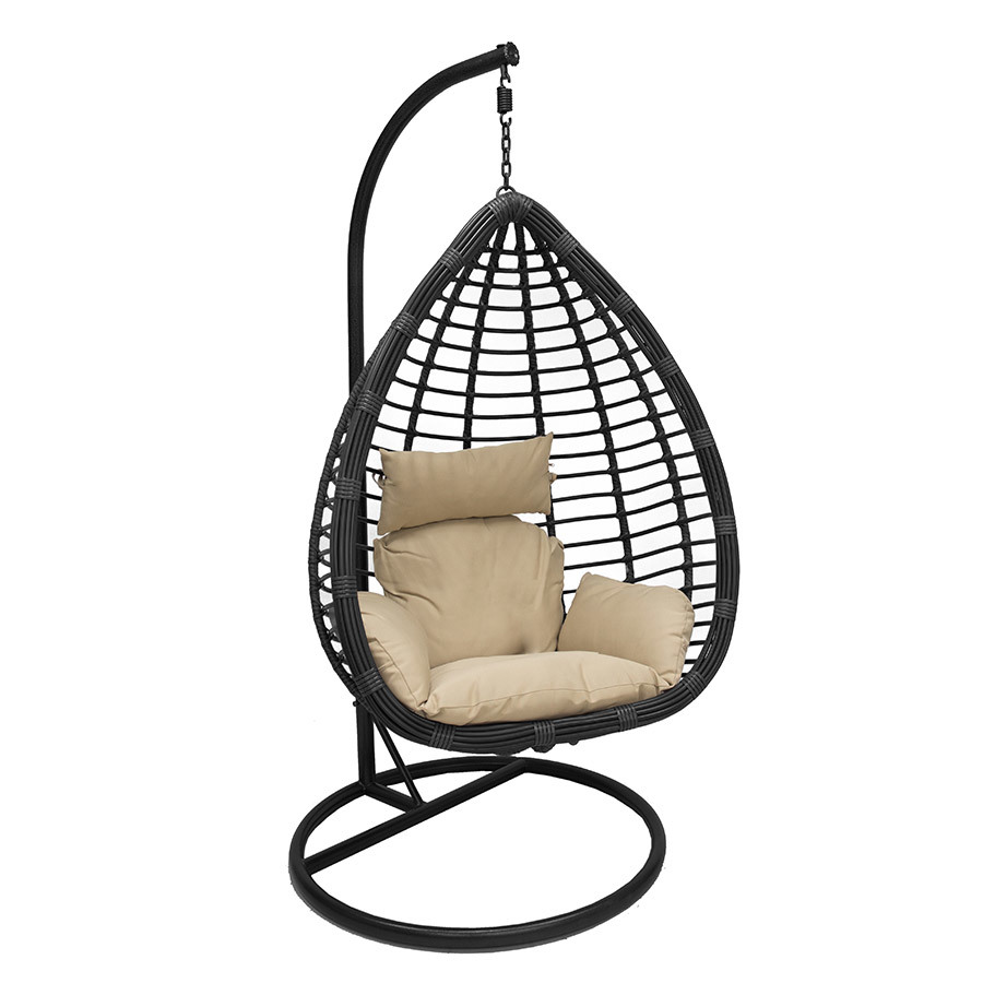 Подвесные кресла Подвесное кресло Leset Eagle Leset_Eagle_black__1_.jpg