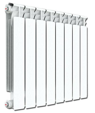 Rifar Base 500, 8 секций - радиатор биметаллический