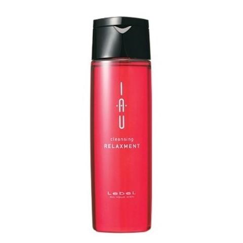 Lebel IAU Home: Расслабляющий аромашампунь для волос и сухой кожи головы SPF10 (IAU Cleansing Relaxment), 200мл/600мл/1л