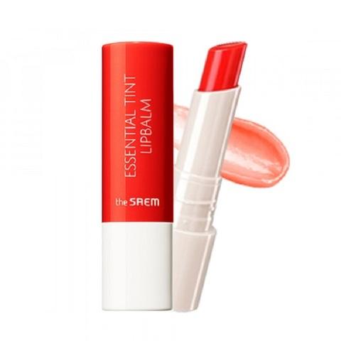 Помада-бальзам для губ The Saem Saemmul Essential Tint Lipbalm с ароматическими маслами OR01