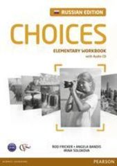 Choices Russia Elementary Workbook & Audio CD Pack
