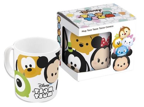Цум Цум Дисней Кружка керамическая — Cup Tsum Tsum Disney