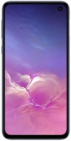Смартфон Samsung Galaxy S10e 6/128GB (Оникс)