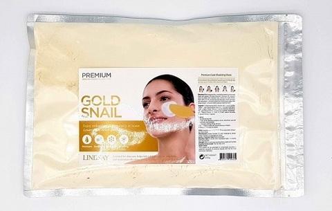 Lindsay Premium Gold Snail Modeling mask альгинатная маска с золотой улиткой