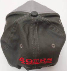 Стильная кепка San Francisco 49ers NFL Vintage collection Gray