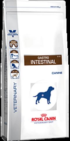 Gastro Intestinal GI25 - для собак при нарушении пищеварения