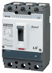 Автоматический выключатель TS250N (50kA) ATU 250A 3P3T