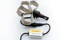 Комплект LED ламп головного света C-3 HB3, Flex (гибкий кулер) сhip PHILIPS