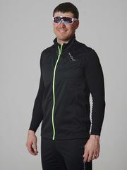 Элитный лыжный жилет Nordski Elite Black