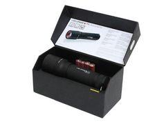 Фонарь светодиодный LED Lenser T7.2, 320 лм., 4-AAA