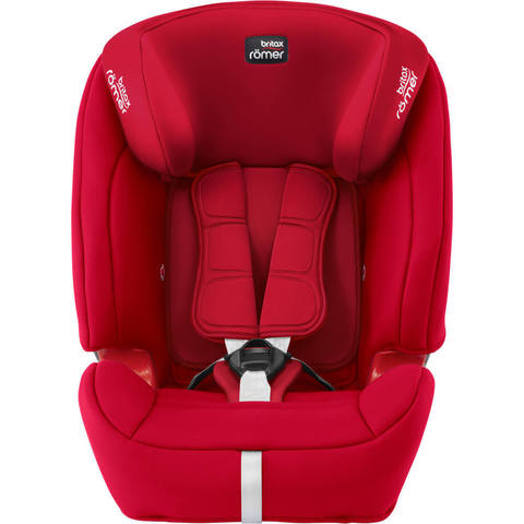 Автокресло Britax Roemer Evolva 1-2-3 SL Sict Fire Red