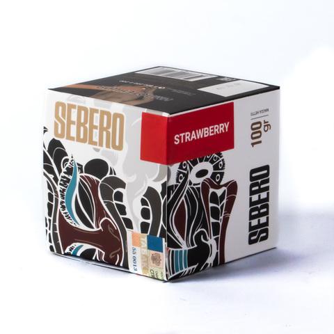 Табак Sebero Strawberry (Клубника) 100 г