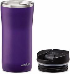 Термостакан Aladdin 0.35L Mocca Leak-Lock фиолетовый - 2