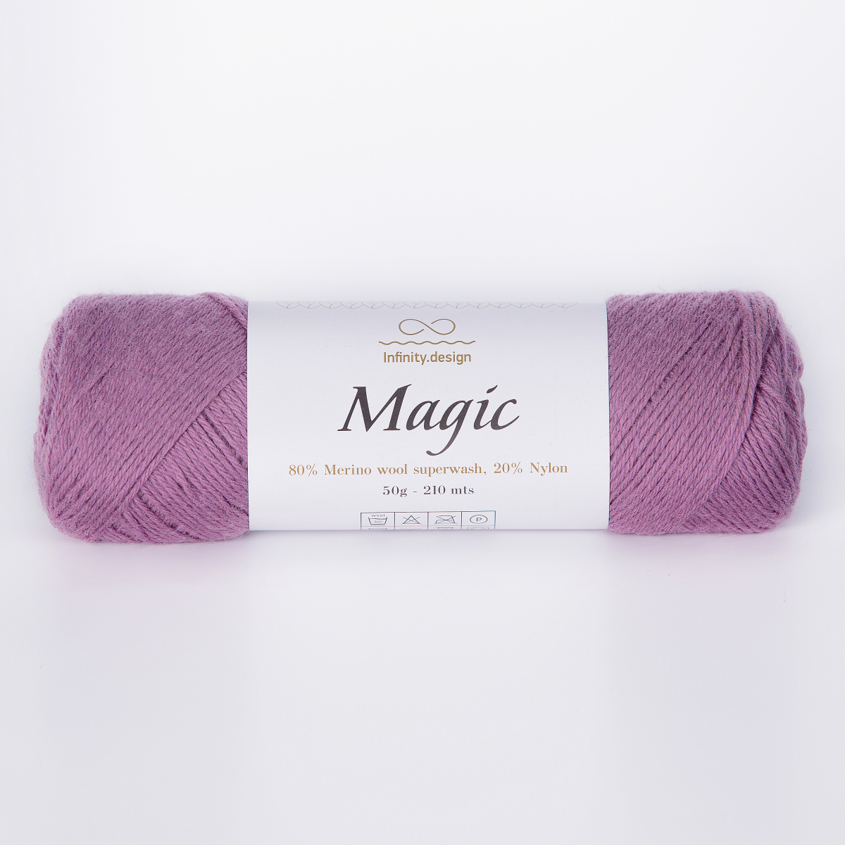 Пряжа Infinity Magic 4622 светлый вереск