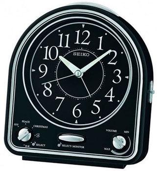 Настольные часы-будильник Seiko QHP003KN