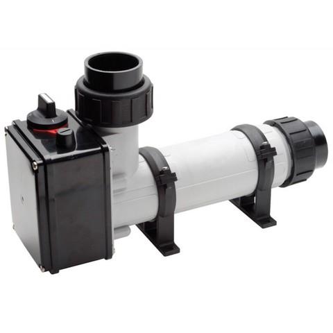 Электронагреватель Pahlen 12 кВт, корпус пластик, тэн Incoloy825, с датчиком потока