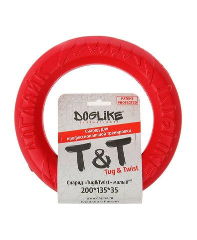 Doglike Tug and Twist снаряд для дрессировки средний