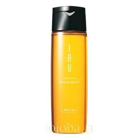 Lebel IAU Home: Охлаждающий аромашампунь для волос и жирной кожи головы SPF10 (IAU Cleansing Freshment), 200мл/600мл/1л