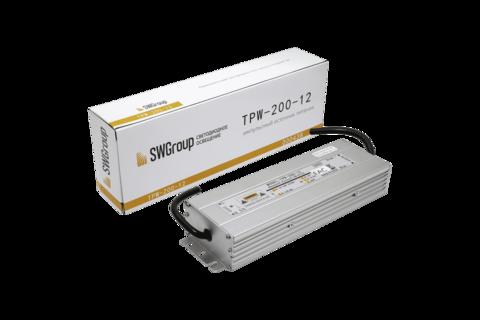 Блок питания 12V 200W IP67