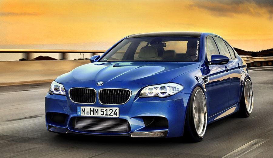койловеры BMW F10