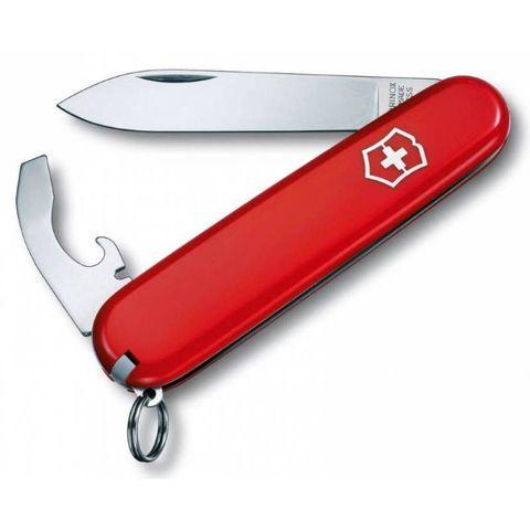 Нож перочинный Victorinox Bantam (0.2303) 84мм 8функций красный