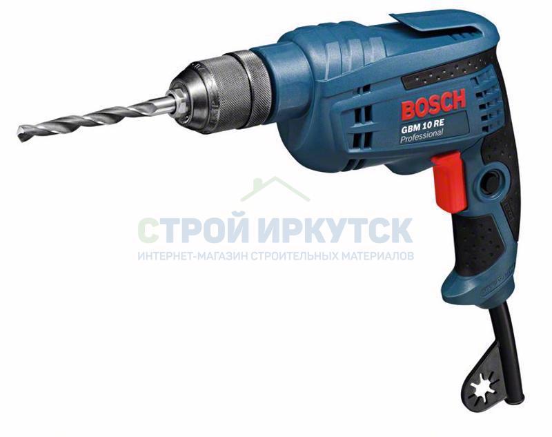 Дрели и миксеры Дрель Bosch GBM 10 RE (0601473600) 71ae0edf9595d590c98f25eee1ddbd70