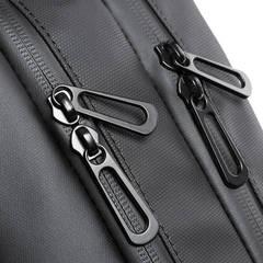 Рюкзак однолямочный Tangcool TC 22027 чёрно-серый