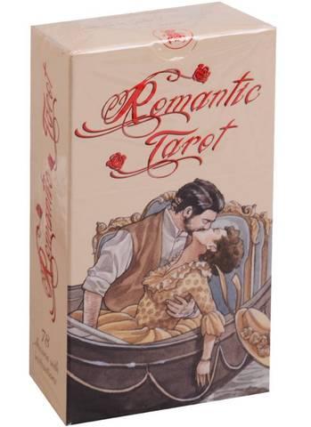 Таро Романтическое рук+карты
