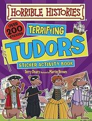 Horrible Histories: Terrifying Tudors - Sticker...