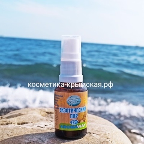 Смесь натуральных эфирных масел Ароматный Крым «Экзотический Пар»™AromaWay