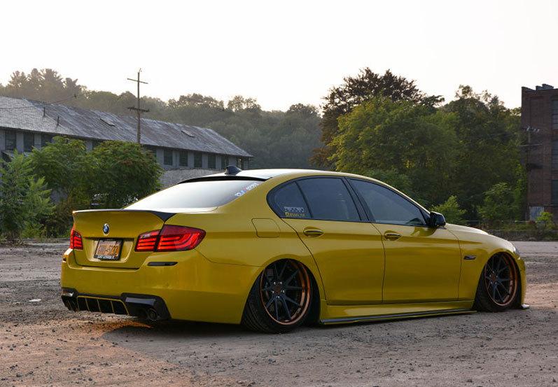 винтовая подвеска BMW F10